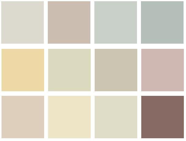 Benjamin Moore Paint Popular Colors