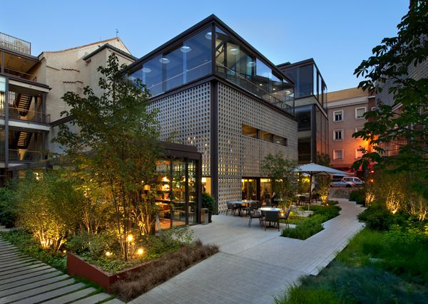 Projects - Bosco de Lobos - Madrid, Spain - Santa & Cole