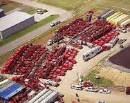 Image result for halliburton trucks