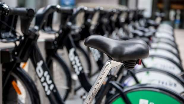 Bixi, Toronto's troubled public bike-sharing service, will get a new name and logo on Monday.