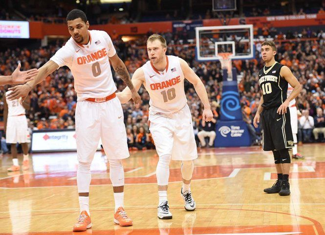 Orange plays first ACC game at Pittsburgh, hosts its first league game against Clemson.
