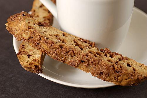 Brown Sugar Cinnamon Biscotti***