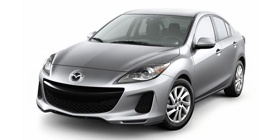 Mazda 3 / Starting @ $15,895*