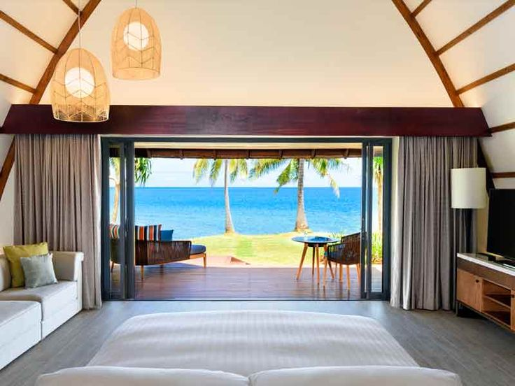 Views from your room at Marriott Momi Bay
