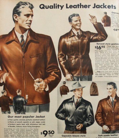 59ba9ec4a40 1940s Men's Fashion Clothing Styles   Costumes   1940s mens fashion ...