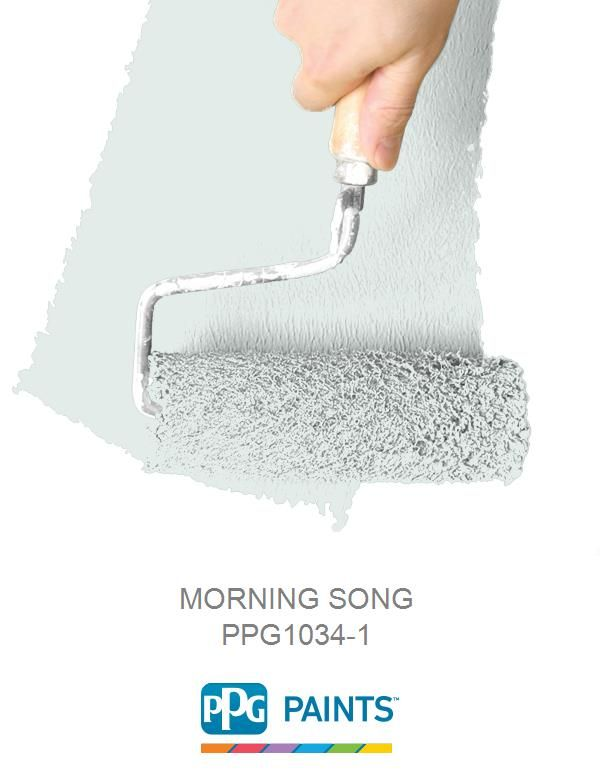 MORNING SONG is a part of the Aquas collection by PPG Paints™. Browse this paint color and more collections for more paint color inspiration.