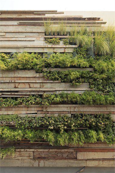 #Gardens #Timber