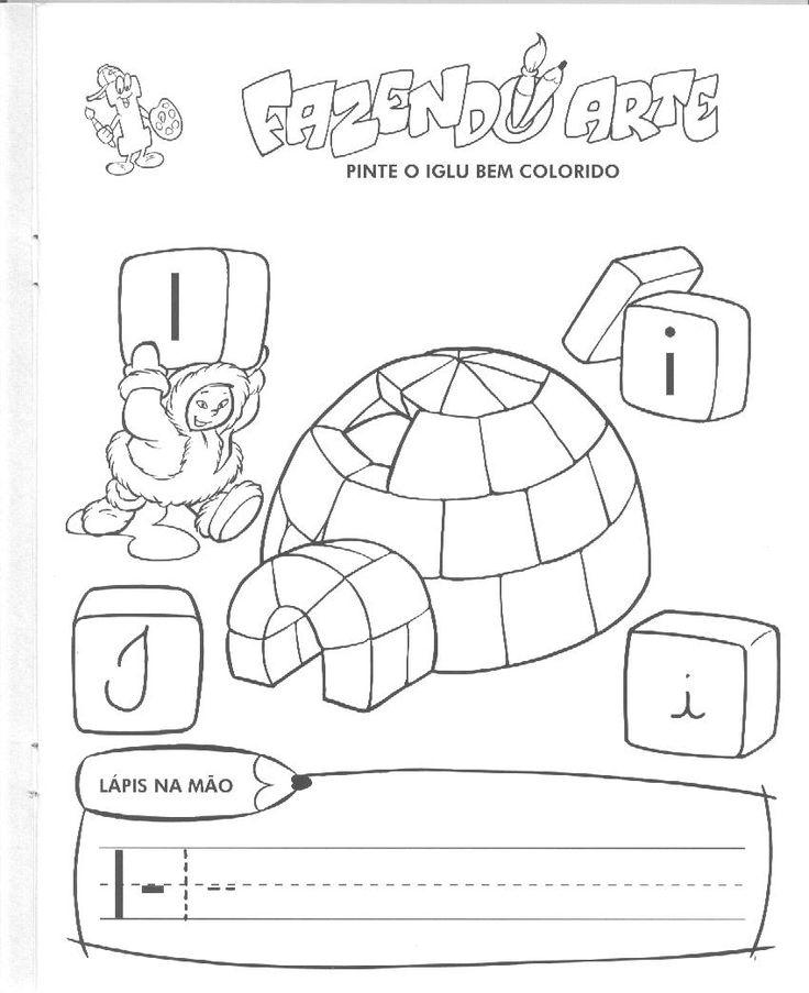 atividades+alfabetização_letramento+alfabeto+atividade+colorir+ensinar+a+ler+leitura+letras+(49).JPG (850×1044)
