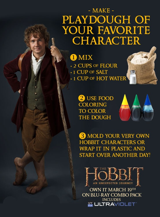 The Hobbit gets a little older, and science a little wiser