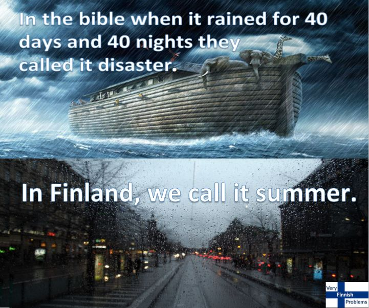 As a finnish people i can say that this is true