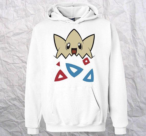 Pokemon in hoodies