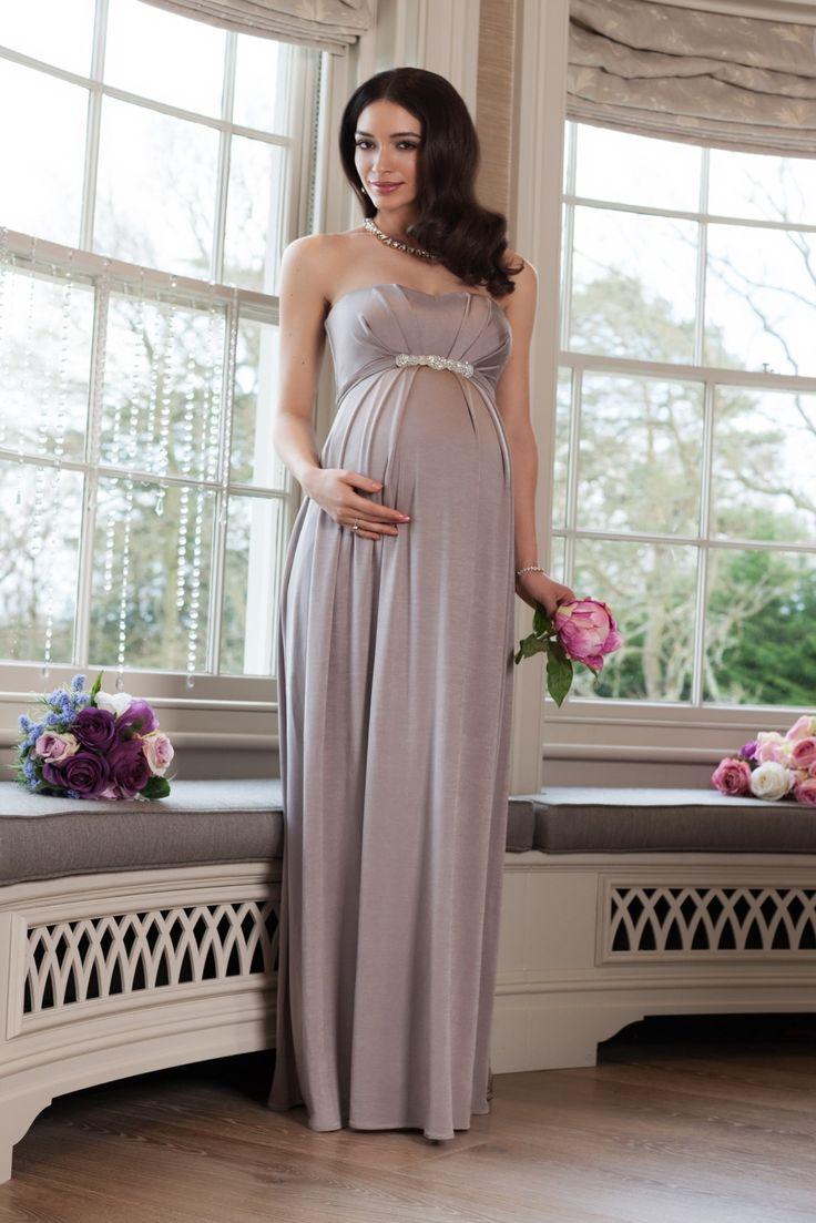Подготовка к шитью: платье для беременных своими руками и уроки, фотографии моделей.