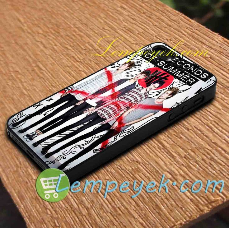 5sos Logo Funny  iphone cases, samsung galaxy cases, HTC one cases