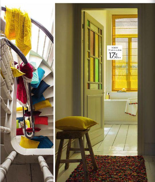 Les 14 meilleures images propos de stores vouwgordijnen heytens sur pinterest maison for Coussin jaune heytens