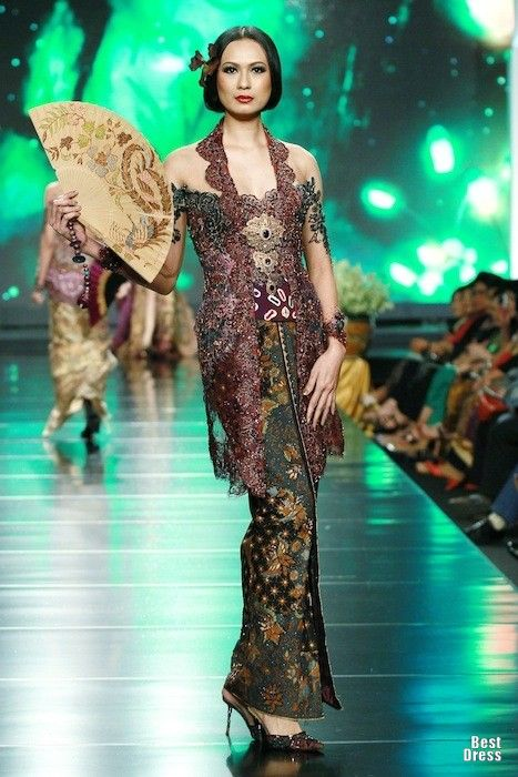 Exotic traditional kebaya | #Indonesia - #SouthEast #Asia