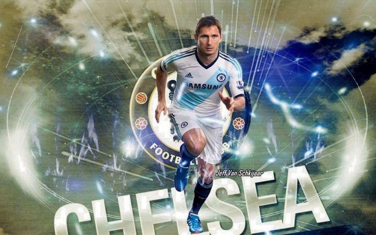 Frank Lampard Chelsea 2012-2013 New kit HD Best Wallpapers