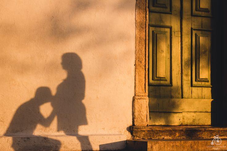 Sentimento tem volume, tem sombra... Gestante Jacqueline #VemJuliana