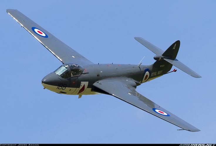 Hawker Sea Hawk FGA6 - UK - Navy | Aviation Photo #1914943 | Airliners.net