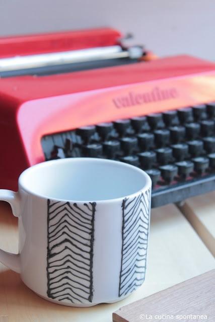 zebra cup