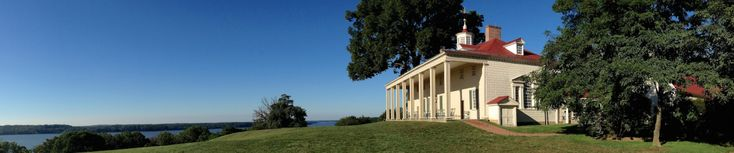 Want to know where George Washington lived?! Take a tour of his home, Mount Vernon through this virtual tour!