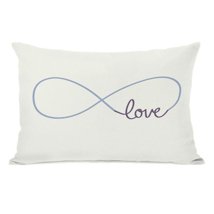 Pillow Talk Infinite Love Pillow