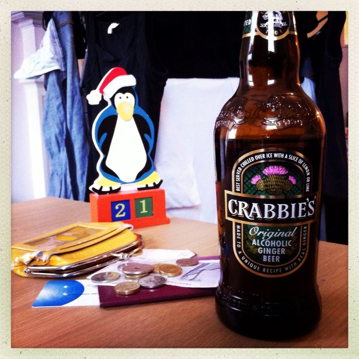 21. Dec 2014: Crabbie's break. Today is cleaning, washing and packing day. Crabbie's always work :)