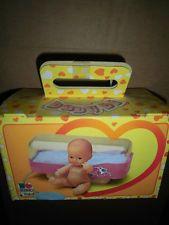 CICCIOBELLO Baby Bi Morbido SEBINO Doll Polistil Bambola Vintage