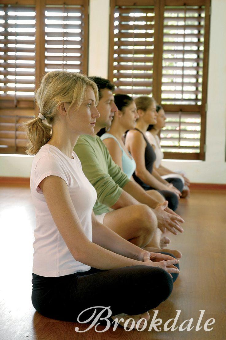 Yoga at Brookdale Health Hydro