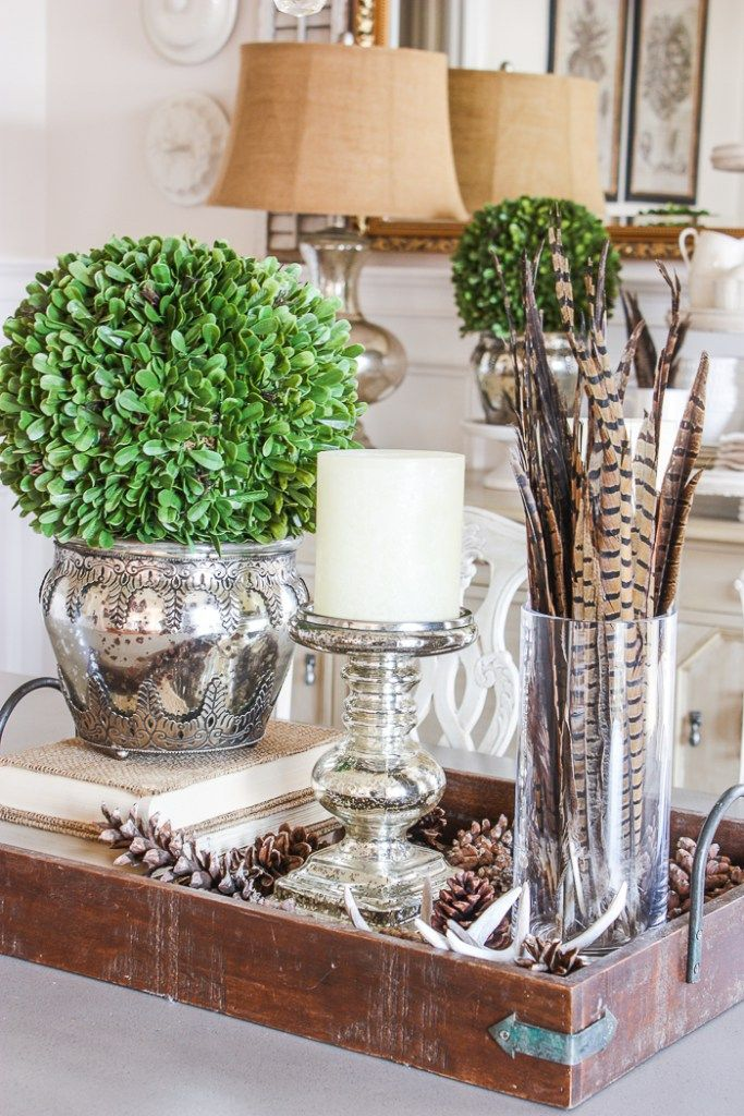 How To Decorate Your Dining Room Table To Make Your Whole Room Look Beautiful Dining Dining Room Table Centerpieces Dining Room Table Dining Room Centerpiece