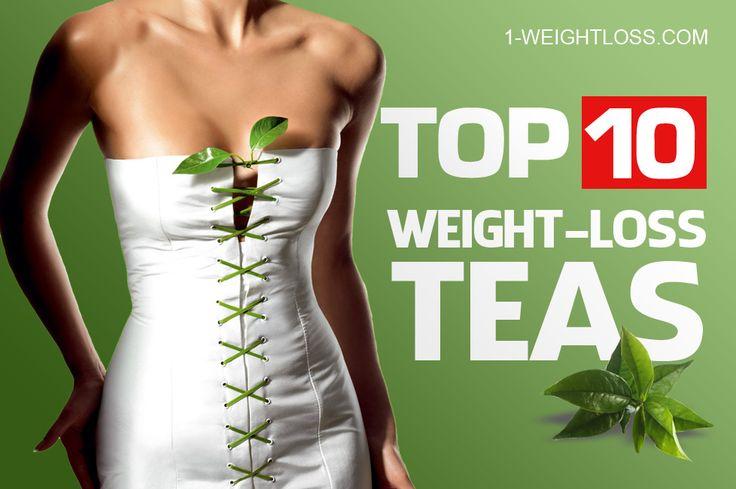 #SlimmingTea #BestWeightLossTea Top 10 Weight Loss Teas