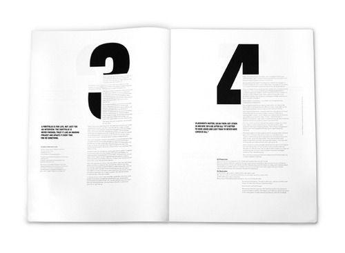 Les 12 choses qu'il faut savoir lors de sa première année en tant que designer - Craig Oldham (Royaume-Uni)