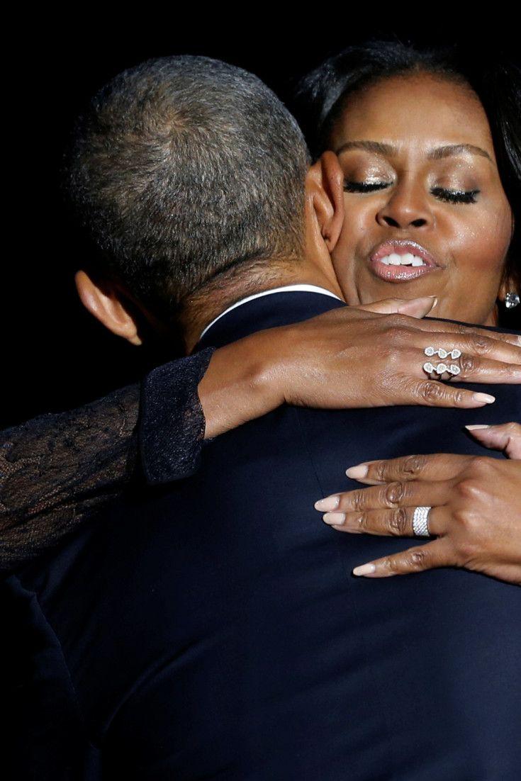 O único momento em que Obama se emocionou ao se despedir da Presidência dos EUA