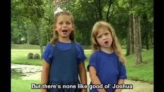 Bible Songs - Joshua fought the Battle of Jericho [with lyrics], via YouTube.
