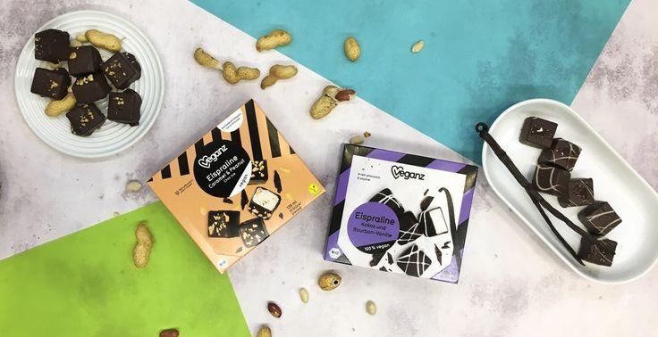Unsere tollen Eispralinen sind in unseren Veganz-Filialen erhältlich! https://veganz.de/de/filialfinder/