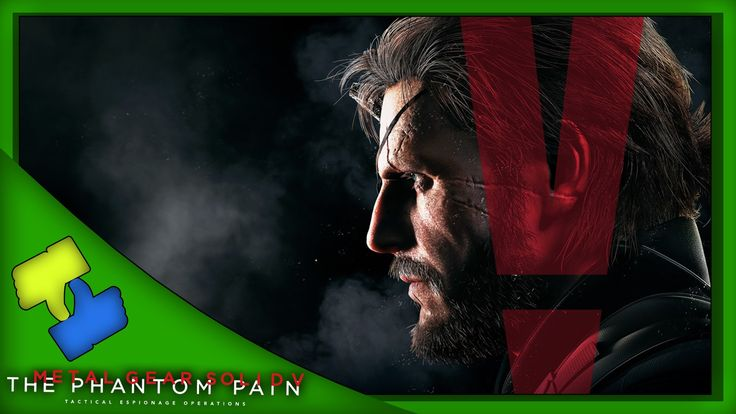 The Swedish inquisition - METAL GEAR SOLID V: THE PHANTOM PAIN
