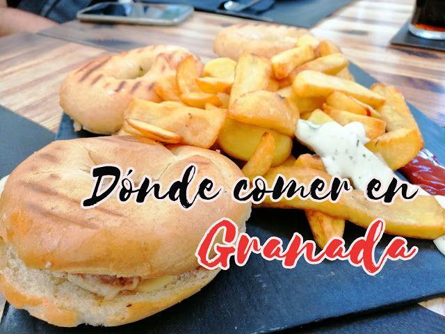 Un Destino Entre Mis Manos Dónde Comer En Granada Tapear En Granada Gastronomico Pescado Frito
