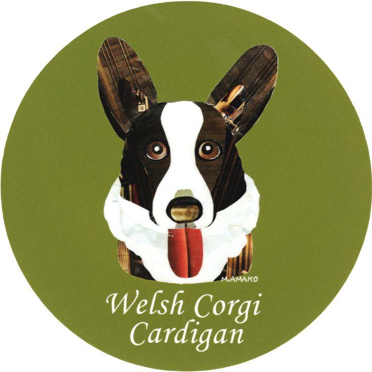 マイ @Behance プロジェクトを見る : 「013   Welsh Corgi Cardigan」 https://www.behance.net/gallery/42194657/013-Welsh-Corgi-Cardigan