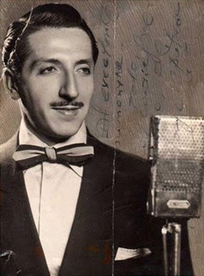 Jorge Sepulveda, la voz de los boleros en todas la Radios.