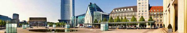 Leipzig 4 Sterne Tryp by Wyndham Hotel für 49 Euro per Doppelzimmer mit Frühstück #urlaub #reisen