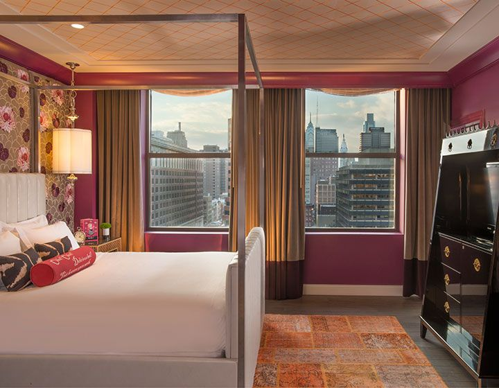 Hotels in Philadelphia | Hotel Monaco in Downtown Philadelphia