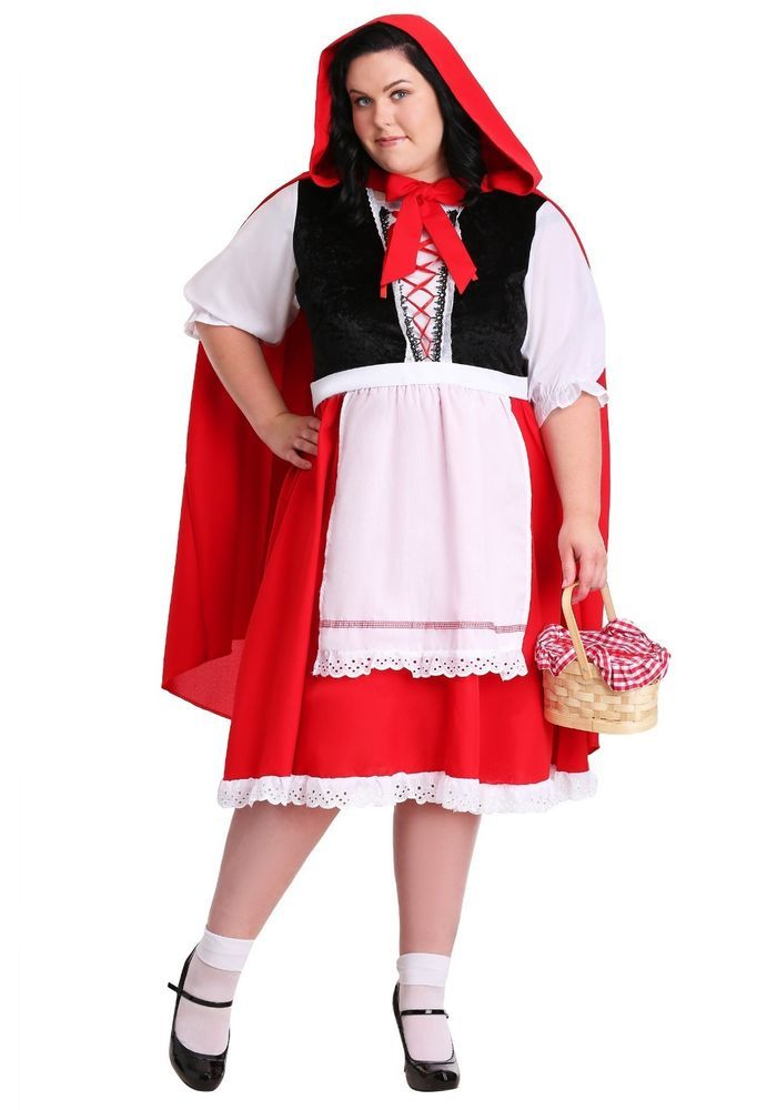 9fee81df5e299 little red riding hood 7x #fashion #clothing #shoes #accessories  #costumesreenactmenttheater #costumes (ebay link)