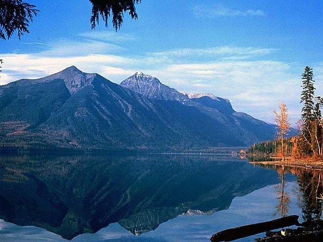 Lago McDonald: el lago de los mil colores