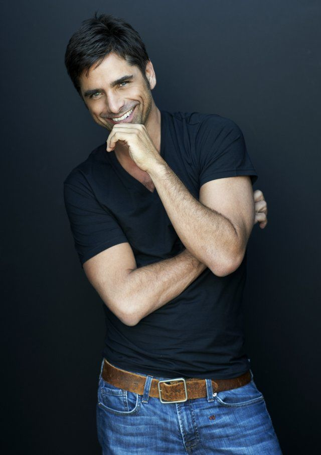 john stamos.  Actor's head shot.  Inspirations for Business Head shots that express and connect...at Monica Hahn Photography