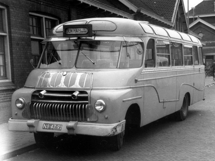 Winkel bus 18 Almelo NS