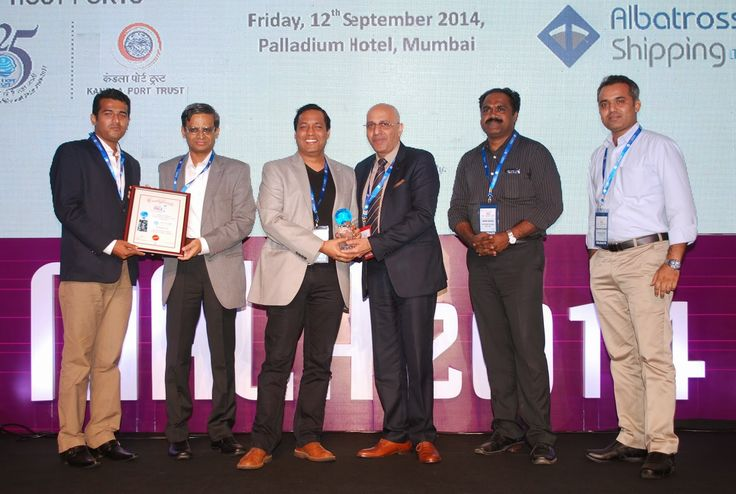 Softlink was declared winner among competitive participants by a jury comprising some of the leading lights of the fraternity #softlink #global #logistics #software #freight #forwarding