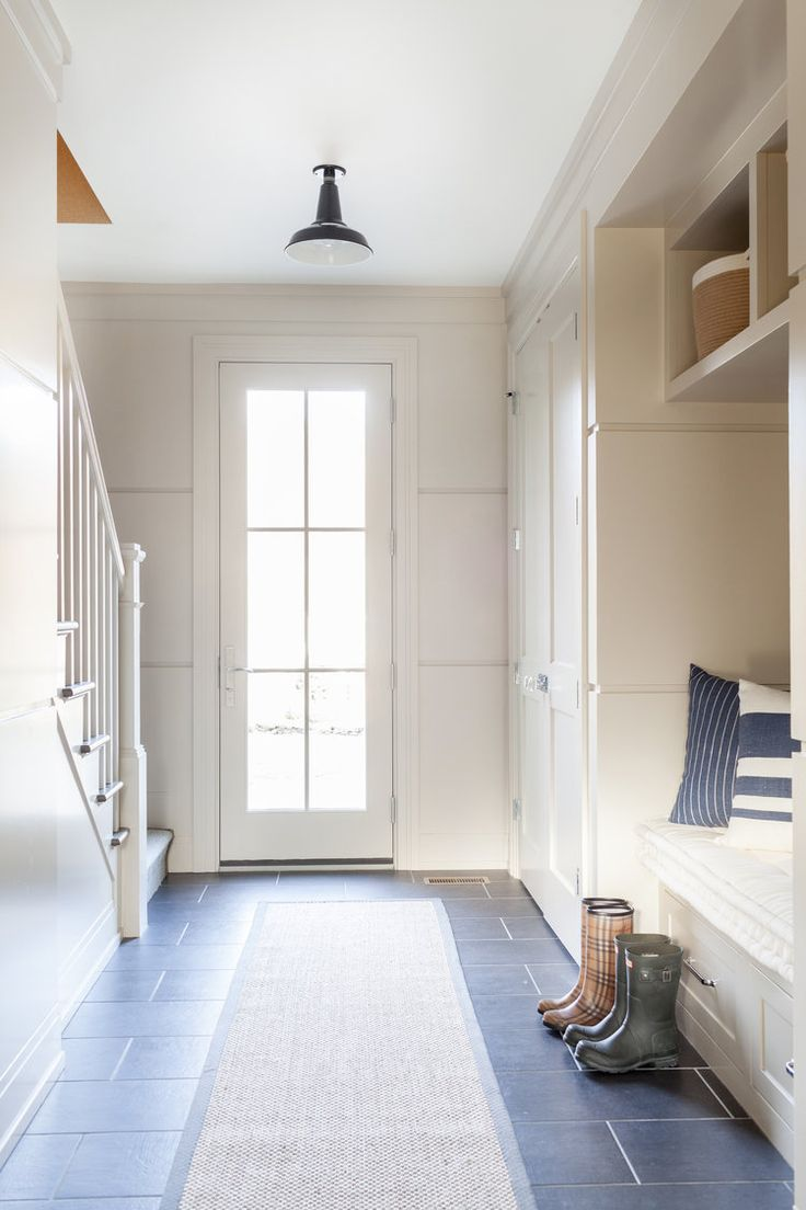 Westport Modern Farmhouse by Chango & Co. - Mudroom