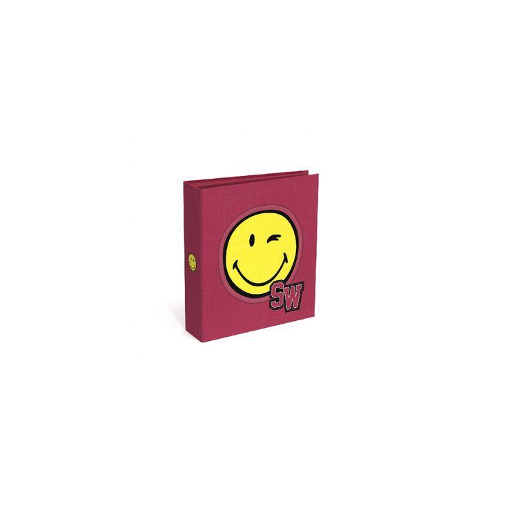 Capa de Argolas A4 Smiley Ref.ª LN16027