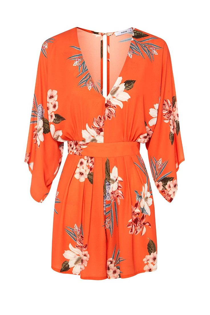 FIESTA PLAYSUIT - VIEW ALL