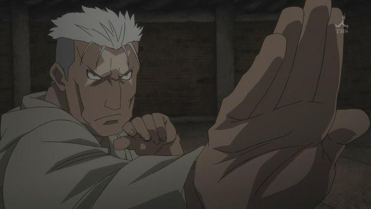 Fullmetal Alchemist: Brotherhood - Scar | For The LOVE of ...