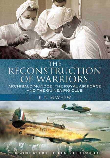""" The history of the Guinea Pig Club, the band of airmen who were seriously burned in aeroplane fires, is a truly inspiring, spine-tingling tale. "" ‪#‎Books4Friday  http://www.pen-and-sword.co.uk/The-Reconstruction-of-Warriors-Paperback/p/2139"